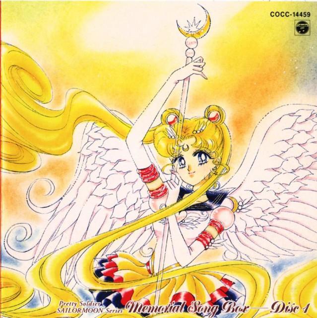 Pretty Soldier Sailor Moon Series - Memorial Song Box Disc 1