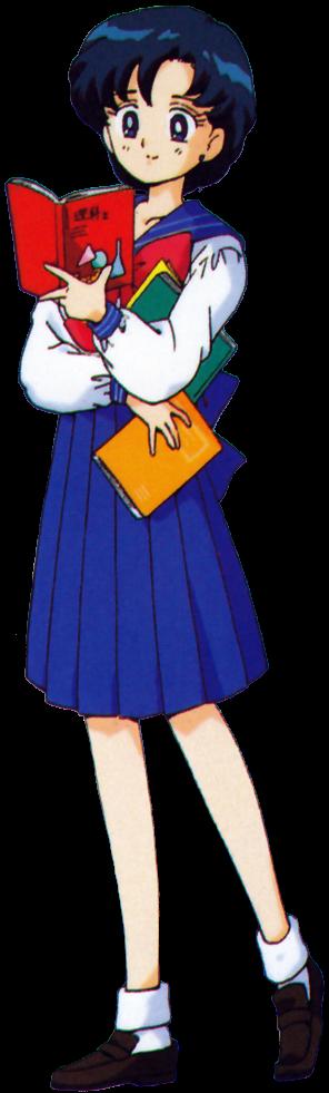 Ami Mizuno / Sailor Mercury (anime)