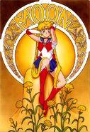 Sailor Moon (set de cartas)