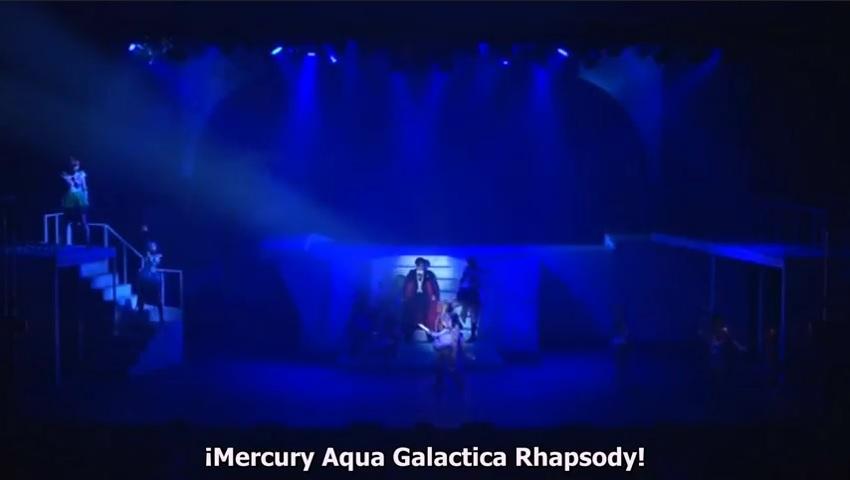 Mercury Aqua Galactica Rhapsody