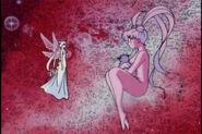 Serenity y Serena desnuda