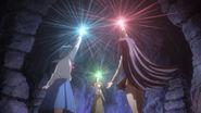 Sailor moon crystal act 21 ami makoto and rei