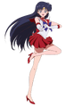 Sailor Mars Season III