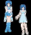 Sailor Mercury (projekt Eternal)