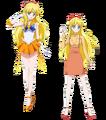 Sailor Venus (projekt Eternal)