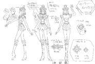 Settei Sailor Galaxia 1
