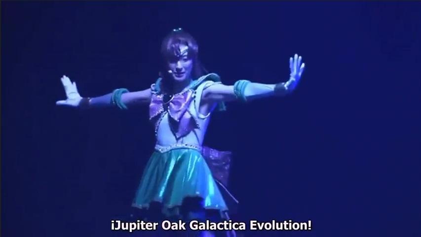 Jupiter Oak Galactica Evolution