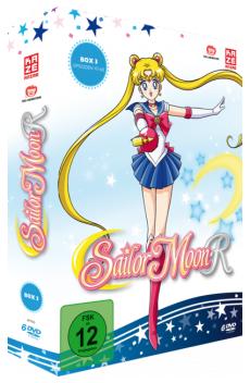 Sailor Moon R Box 3 (German DVD)