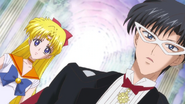 Sailor Venus i Tuxedo Kamen SMC - act20