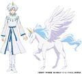 Helios Pegasus Eternal Design