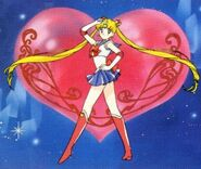 Sailor Moon pose 3