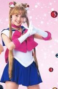 Sailor Moon in PGSM