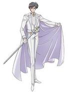 Crystal King Endymion