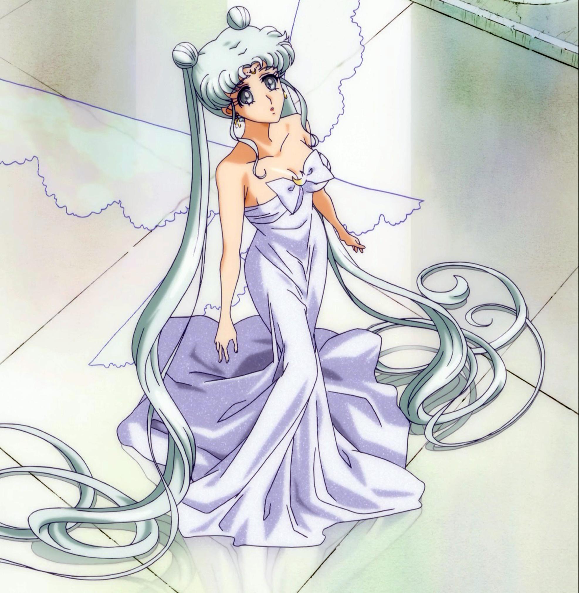Queen Serenity (Crystal)