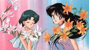 Amy and Raye in Flowers