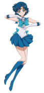 SMC Sailor Mercury Ami Mizuno S3