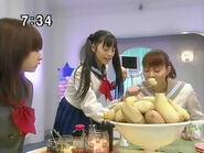 Makoto objada się ziemniakami PGSM - act31