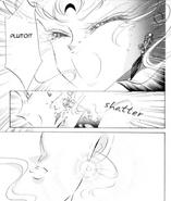 Manga black lady heal