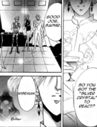 Manga black moon group
