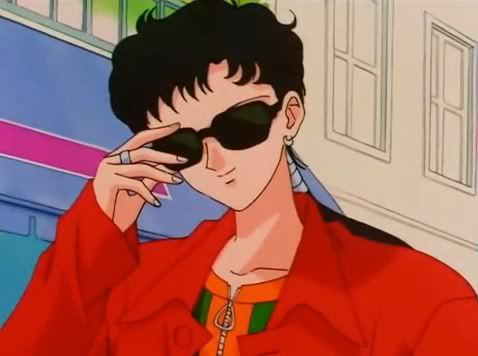Seiya Kou / Sailor Star Fighter (anime)
