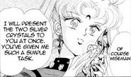 Manga black lady 6