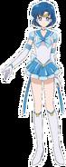 SME Eternal Sailor Mercury Part 2