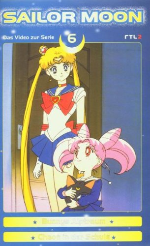 Sailor Moon - The Video to the Series 6