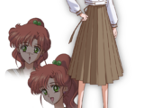 Makoto Kino (Crystal)