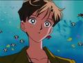 Suprised Haruka