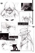 Aluminum Seiren and Lead Crow episode 193 sketch