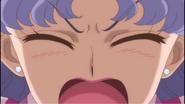 Ikuko furious at Usagi Crystal