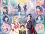 Pretty Guardian Sailor Moon - The Lover of Princess Kaguya