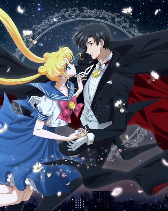 Pretty Guardian Sailor Moon Crystal Vol. 6 (DVD)