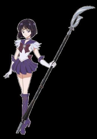 Sailor Saturn (Crystal)