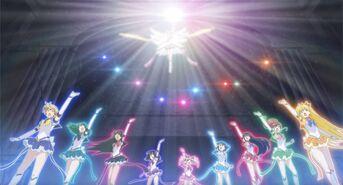 Eternal Sailor Moon Awaken