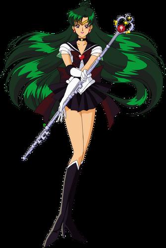 Super Sailor Form