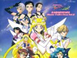 Pretty Soldier Sailor Moon Sailor Stars Music Collection Volume 2