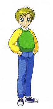 Shingo Tsukino