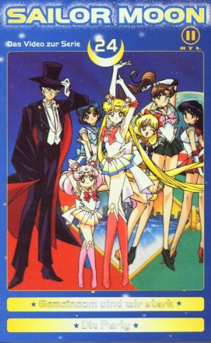Sailor Moon - The Video to Series 24