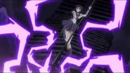 Sailor Saturn fight