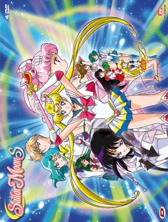 Sailor Moon S Box 2 (Italian DVD)