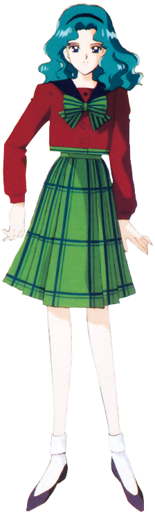 Michiru Kaiou / Sailor Neptune (anime)