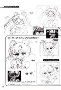 Usagi and Iron Mouse episode 181 sketch