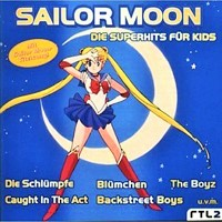 Sailor Moon - The Superhits For Kids