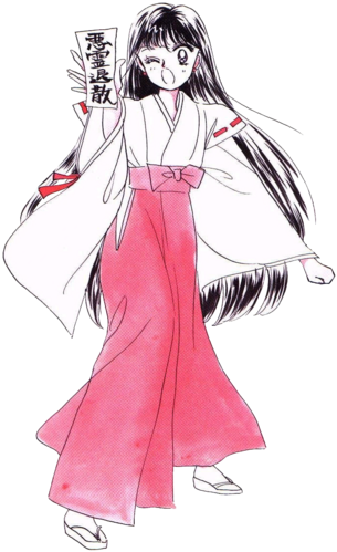 Shrine Priestess Uniform
