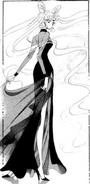 Manga black lady 5
