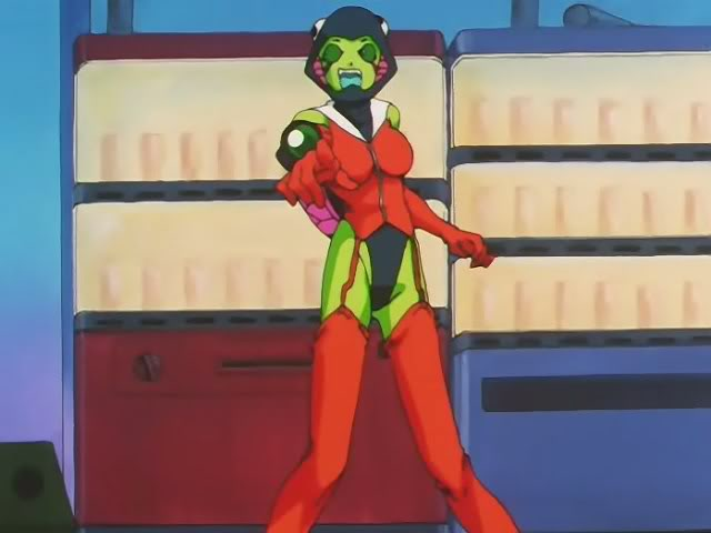Sailor Gekisha