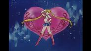 Sailor Moon's pose (S Movie)