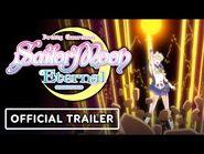 Pretty Guardian Sailor Moon Eternal the Movie - Official Trailer (2021) Netflix