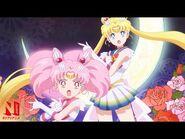 Pretty Guardian Sailor Moon Eternal The Movie - Announcement - Netflix Anime